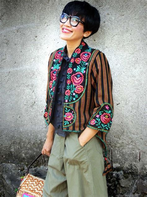 20 best images about batik casual on skirts