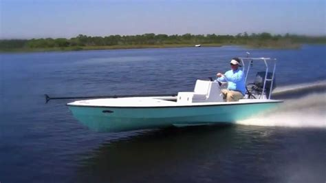 hells bay boats estero for sale hell s bay boatworks whipray demo youtube