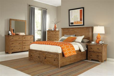 acacia bedroom furniture annabella 4 storage bedroom set brushed