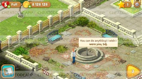 Gardenscapes Codes Gardenscapes Hack Codes Free Purchases Cheatcodeapp