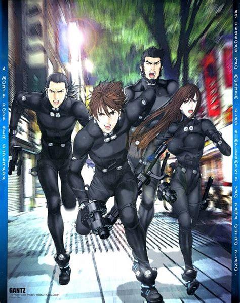 Gantz Anime Dsdw Size L gantz 483799 zerochan