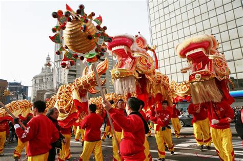lunar new year parade los angeles 17 best images about on