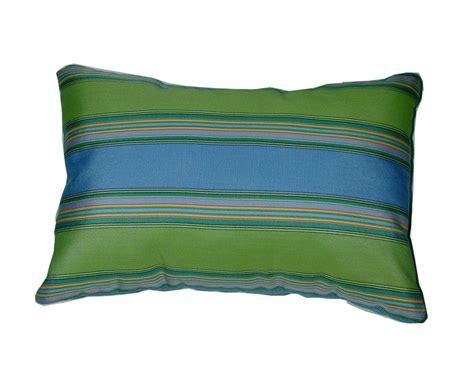 Sunbrella Lumbar Pillows by Lumbar Pillows 12 Quot X 18 Quot Sunbrella Bravada Limelite 5602