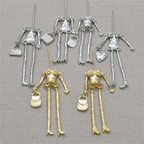 doll parts doll parts on arrival fashion doll necklace charms