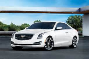 Cadillac Ats 2017 Cadillac Ats Coupe White Edition Front Three Quarter