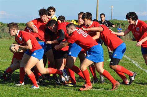 ferma la prima squadra il fano rugby gongola con le