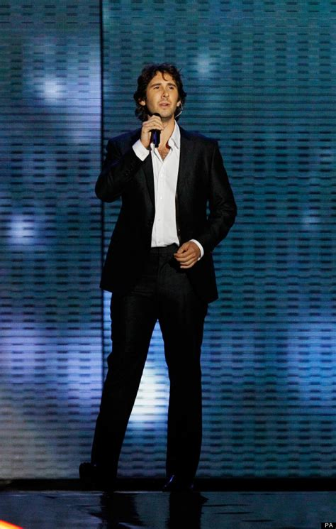 Kfed Thinks Hes Worth More Than 25 Million by Josh Groban Tells Huffpost Uk He S A