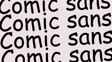 best comic fonts comic sans is the best font in the world creative bloq