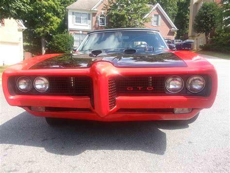 1968 Pontiac Tempest by 1968 Pontiac Tempest For Sale Classiccars Cc 854824
