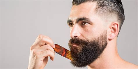how to put in beard how to keep your beard neat askmen