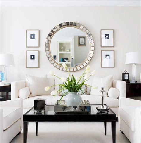 mirrors on walls in living rooms top 3 wall mirrors for living room