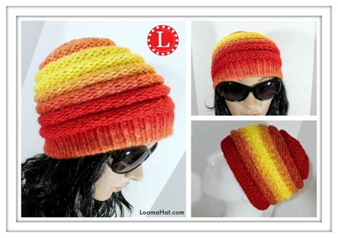 loom knit mens hat 286 best images about loom knitting a hats on