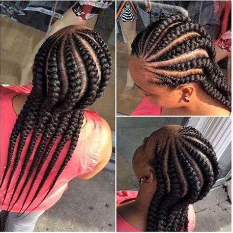 trending hairstyles in ghana trending stylish ghana weaving styles to rock this year