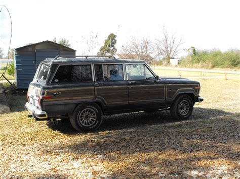 jeep wagoneer 1989 slj1170 1989 jeep grand wagoneer specs photos