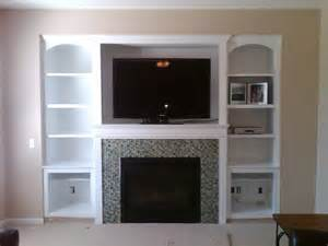 Bookcase Mantel Interior Engaging Home Interior Decoration Using White