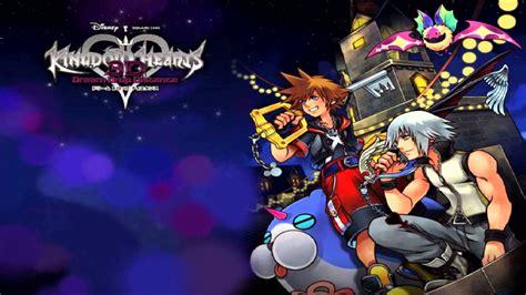 Kaset Kingdom Hearts 3d Drop Distance 3ds quot simple and clean quot kingdom hearts 3d drop distance