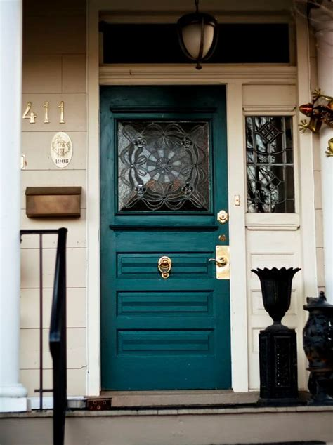 Retro Front Doors 26 Bold Front Door Ideas In Bright Colors Shelterness