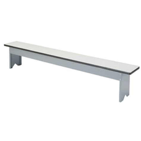 locker room benches free standing lockers benches locker bench plastic laminate top w