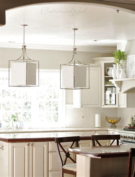 Kitchen Window Lighting 6 Ways To Dress A Kitchen Window Centsational