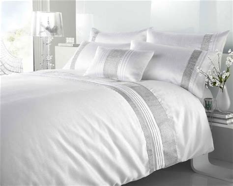 eyelet comforter new luxury diamante bedding duvet cover bed sets lined