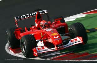 F1 Schumacher Michael Schumacher F2002 Monza 2002 183 F1 Fanatic