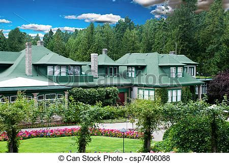 pictures  house  flower garden big beautiful house