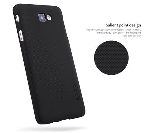 Samsung Galaxy J5 2016 Nillkin Frosted Shield Black чехол nillkin samsung j5 prime 2016 g570 frosted shield