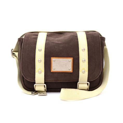Messenger Bag Limited Edition Tas Selimpang louis vuitton brown canvas besace messenger bag tradesy