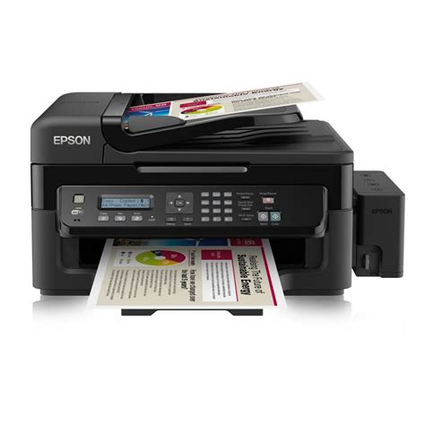 epson ecotank l555 multifunction inkjet printer with refillable ink tank epson from powerhouse