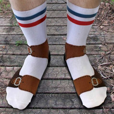 buy sandal socks sandal socks the ultimate fashion faux pas the