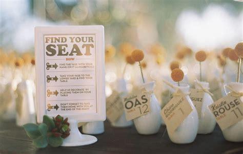 Diy Wedding Place Card Holder Ideas