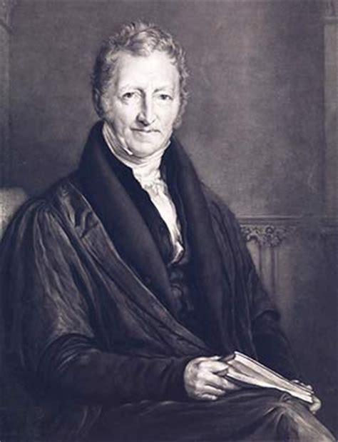 biography the english economist thomas robert malthus malthus today population matters