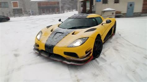 koenigsegg switzerland koenigsegg agera rs quot ml quot conquers winter in the swiss alps