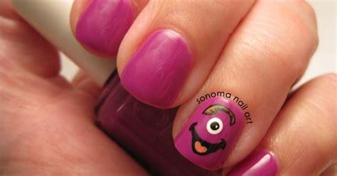 Sonoma Nail Art: 31 Day Challenge: Violet