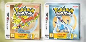 home design gold version europe and japan getting retail version of pokemon gold