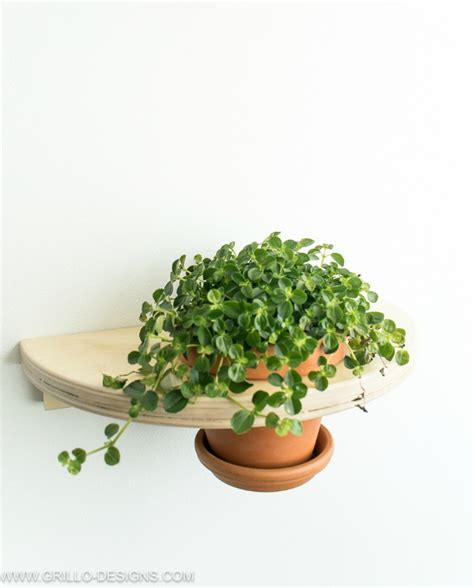 wall planters ikea ikea frosta hack from stool to diy planter shelf grillo designs