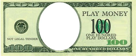 free money template realistic play money templates free printable play money