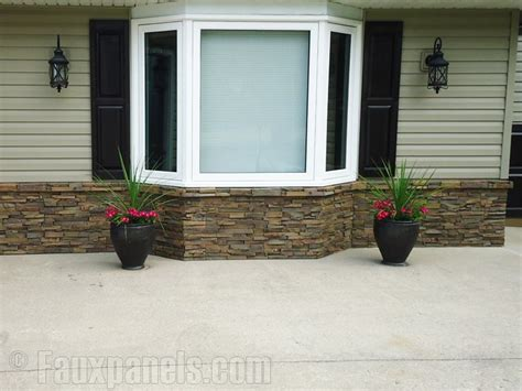 Outdoor Wainscoting Panels Best 25 Faux Rock Panels Ideas On Faux Rock
