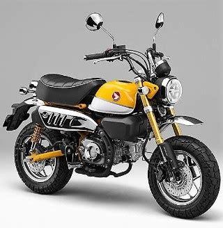 Motorradreifen 125ccm by Honda Monkey 125 Motorradreifen Mynetmoto