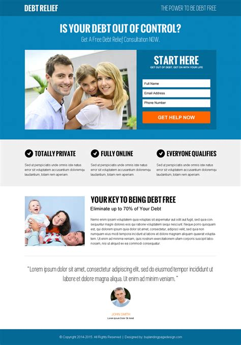 20 Best Mobile Responsive Landing Pages 2015 Lead Landing Page Template