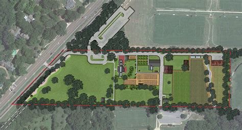 lanier farm park dalhoff thomas design studio land