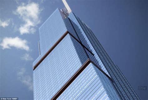 One World Trade Center Floor Plan by Nyc Nordstrom Tower Will Be Tallest Residential Structure