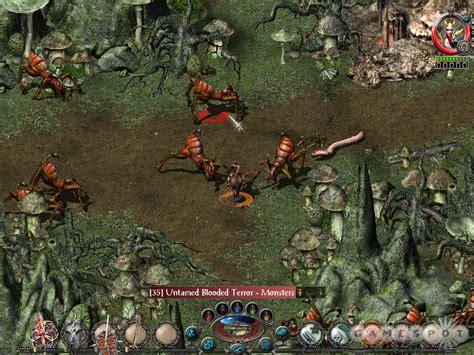 sacred the sacred underworld screenshots windows the iso zone