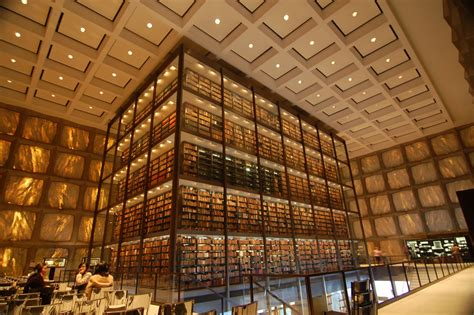 Beinecke Rare Book And Manuscript Library by Serenade Beinecke Rare Book And Manuscript Library Of Yale
