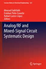 rf design guidelines pcb layout and circuit optimization analog rf and mixed signal circuit systematic design