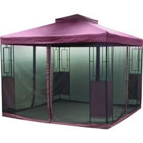 9x9 Screened Gazebo 8x8 10x10 Pop Up Canopy Tent Gazebo Ez Canopy