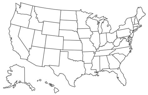 us map for states visited map of states visited us state map usa map with color