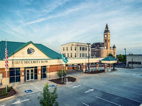 security bank downtown fayetteville scm architects