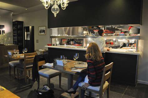 restaurant cuisine ouverte l auberge basque 224 p 233 e sur nivelle c 233 dric b 233 chade