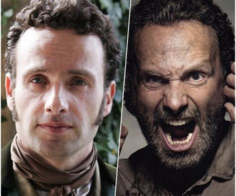 andrew lincoln rick grimes walking dead season 7 andrew lincoln s classically